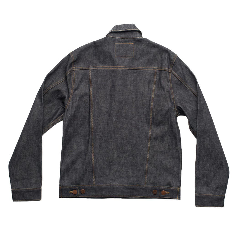 Classic Denim Jacket in Broken Twill