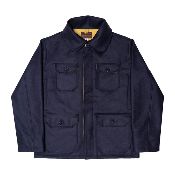 The Hunter Jacket - Navy