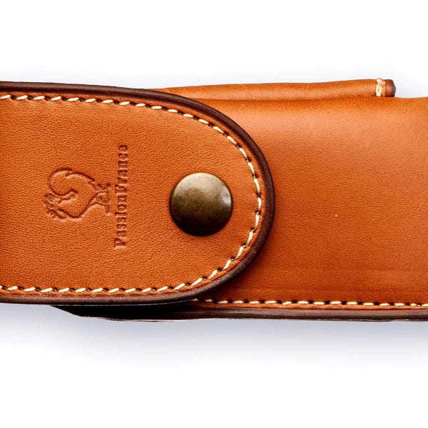 Belt Sheath in Natural Calfskin - The Revive Club
