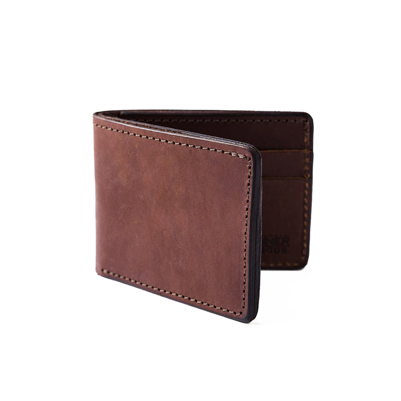 Utility Bifold - Cognac - The Revive Club