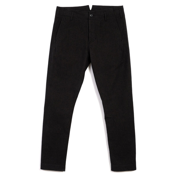 Svenning Slim Fit Trousers Nero
