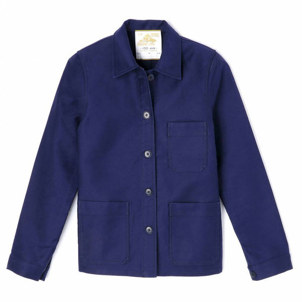 Genuine Work Jacket in Blue