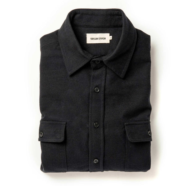 The Yosemite Shirt in Black