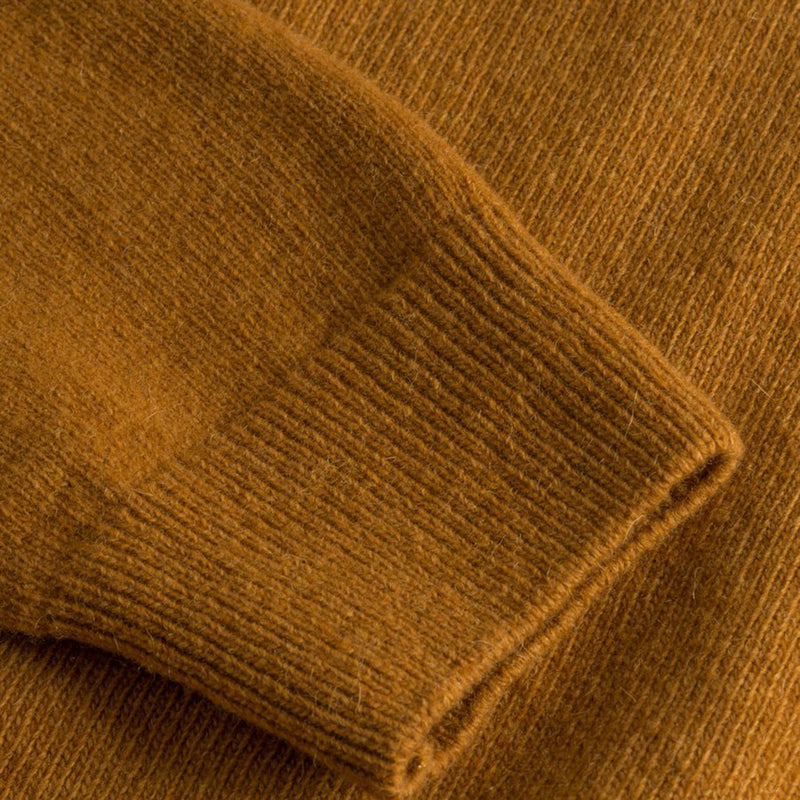 Slow Lambswool in Tan