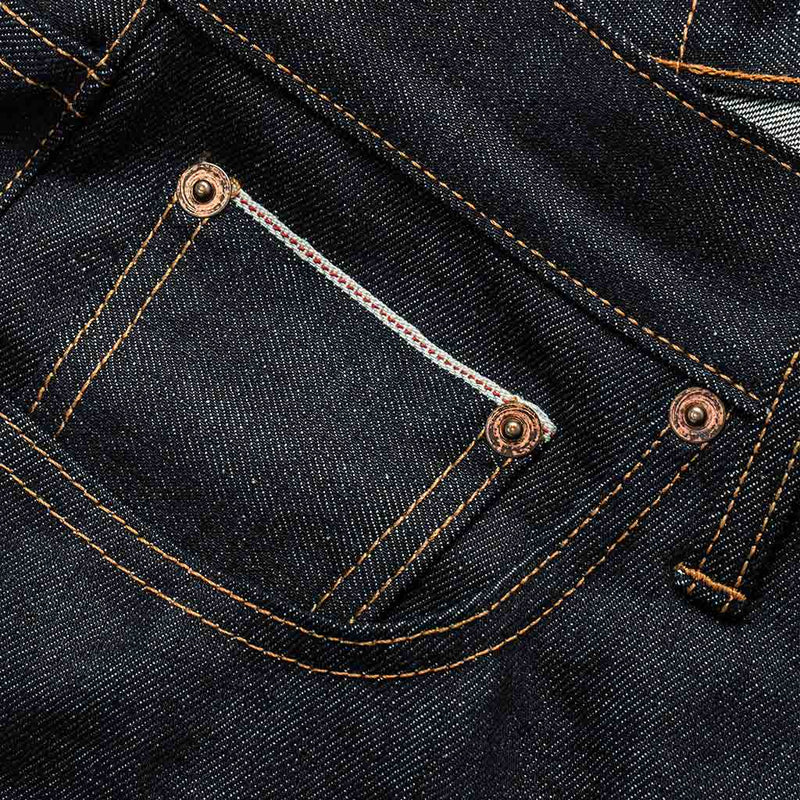 The Democratic Jean in Cone Mills Era Selvage - The Revive Club