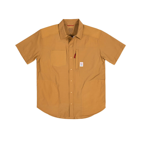 Tech Shirt - Khaki