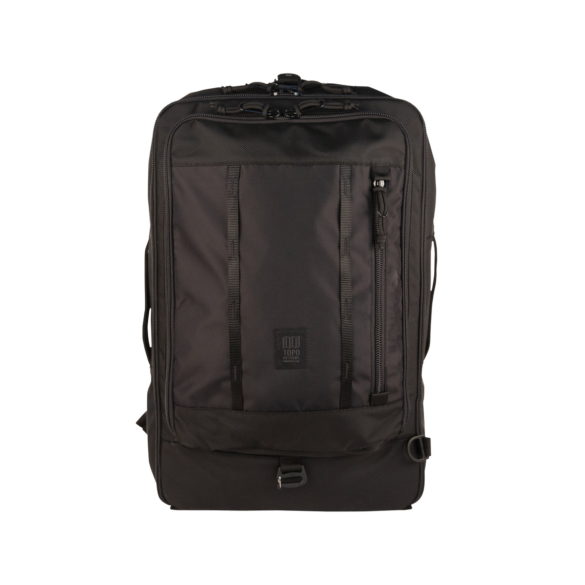 Travel Bag 30L - Ballistic Black