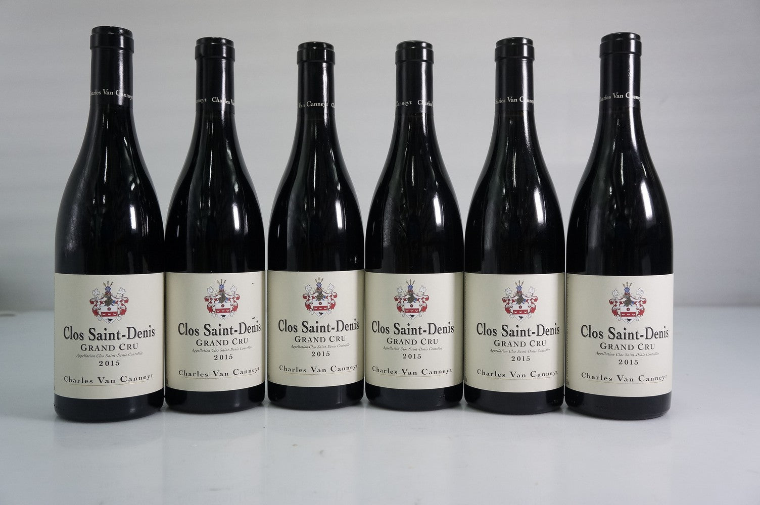 Charles Van Canneyt Clos Saint Denis Grand Cru 2015
