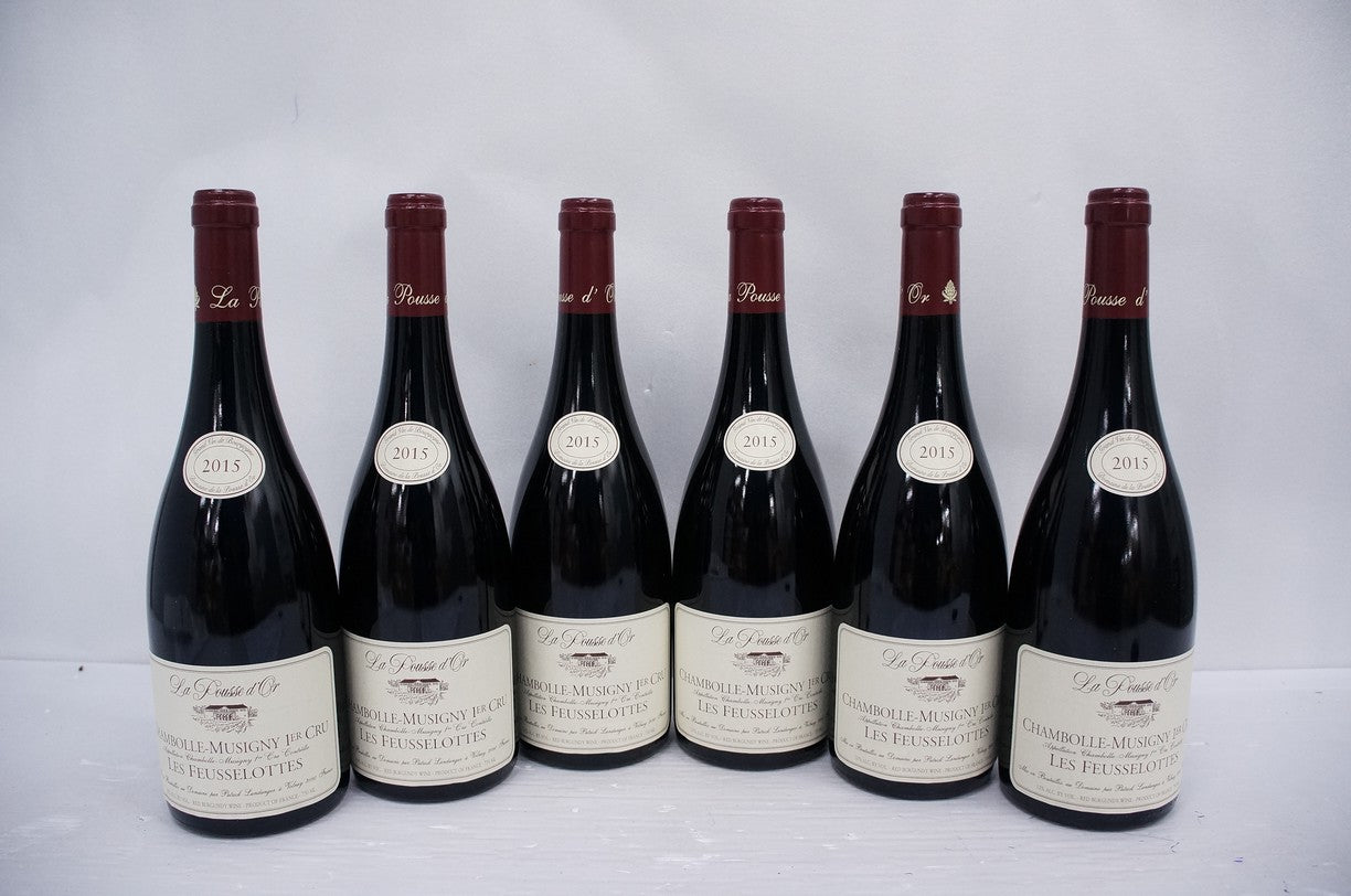 Pousse d'Or Chambolle Musigny Les Feusselottes 1er Cru 2015