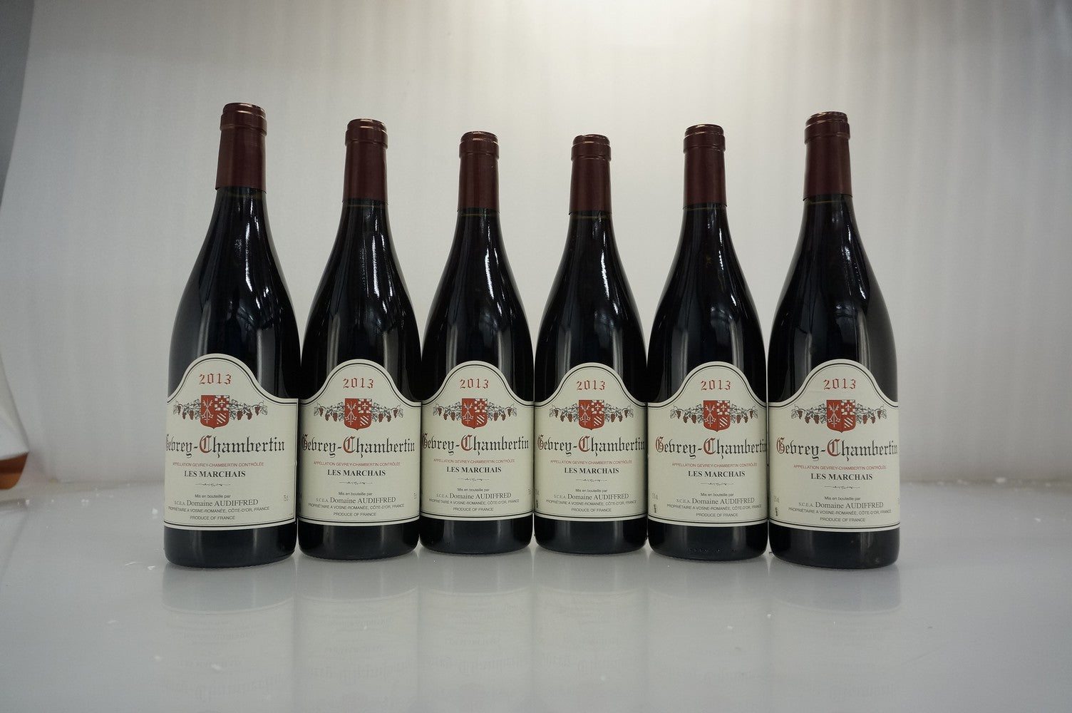 Audiffred Gevrey Chambertin Les Marchais 2013