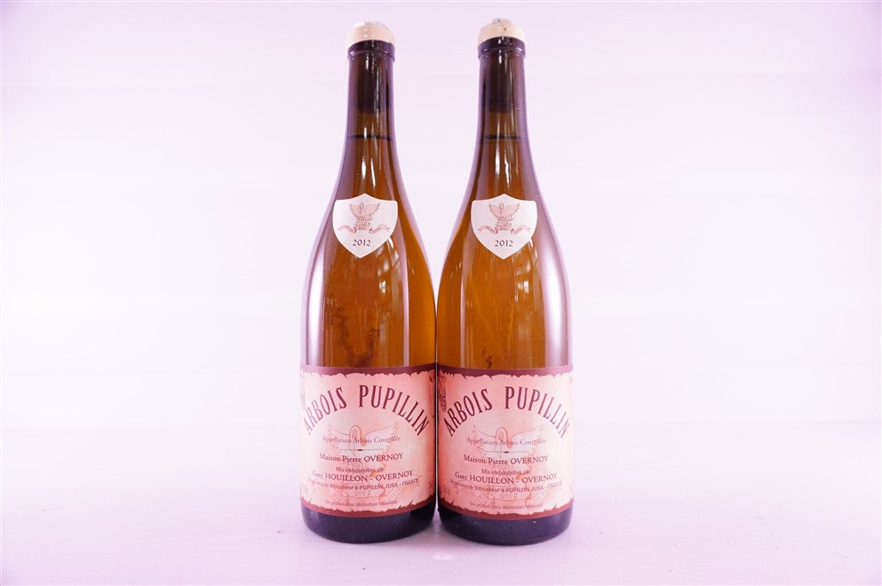 Pierre Overnoy Arbois Pupillin Chardonnay 2012