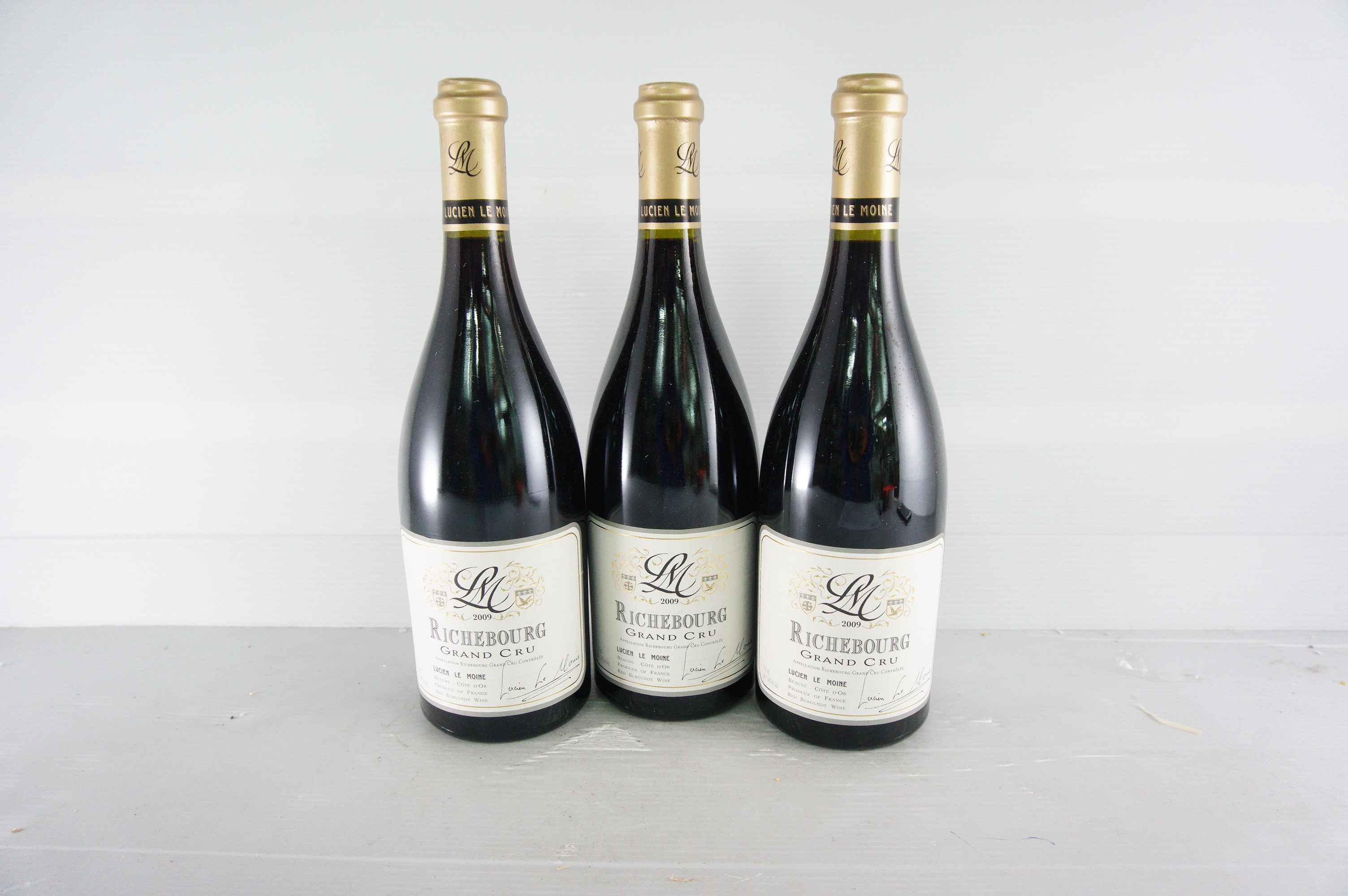 Lucien Le Moine Richebourg Grand Cru 2009