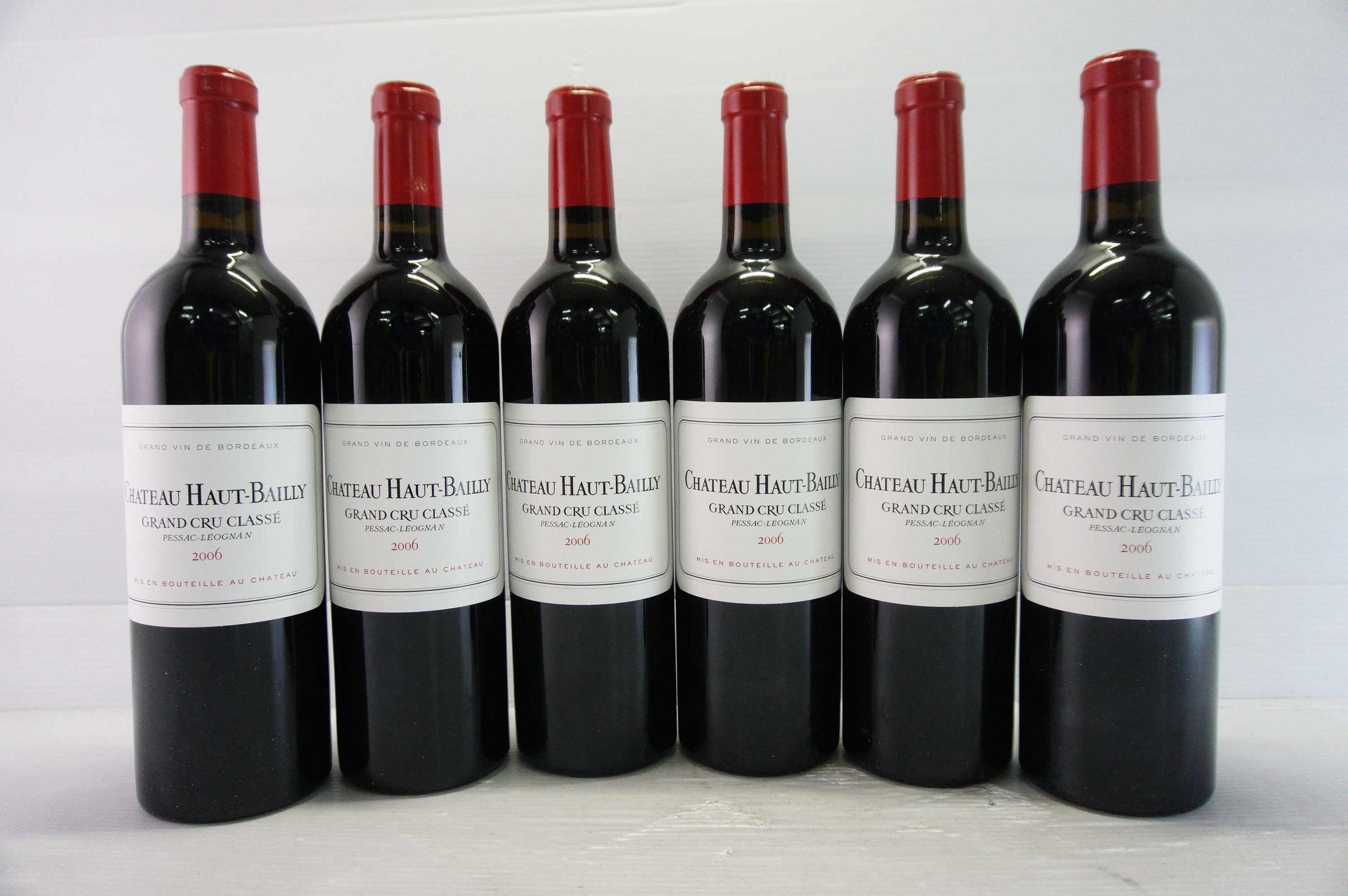 Chateau Haut Bailly 2006