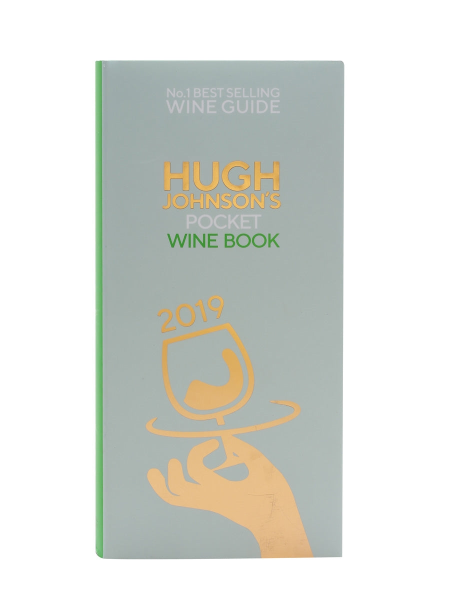 Hugh Johnson's Pocket Winebook 2019