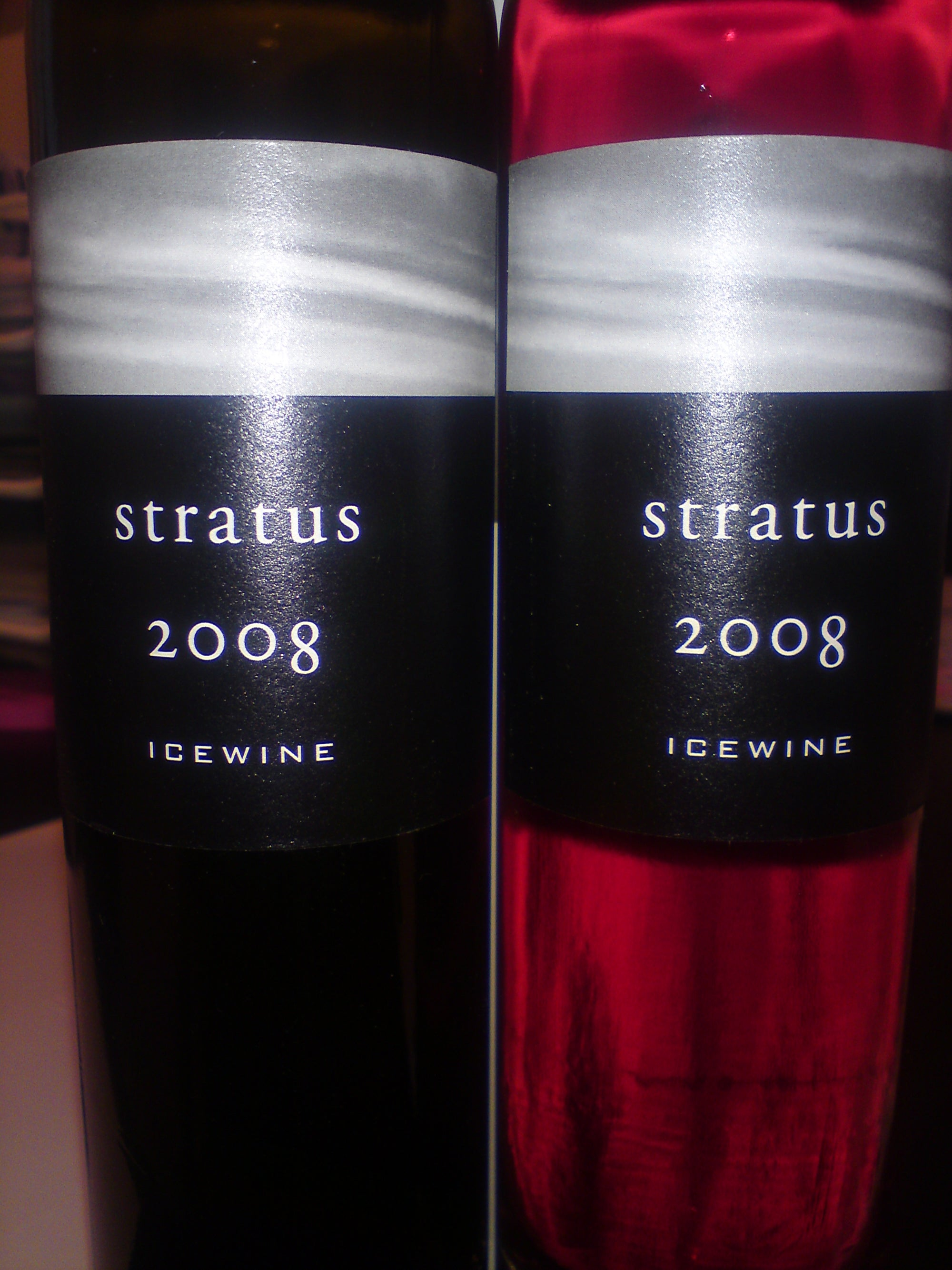 Stratus Proprietary Blend Icewine White 2008