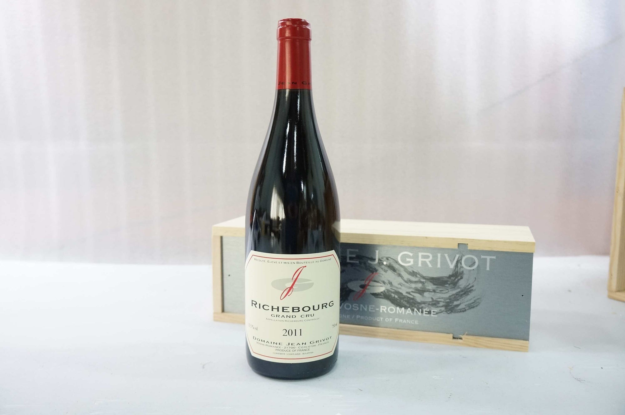 Jean Grivot Richebourg Grand Cru 2011
