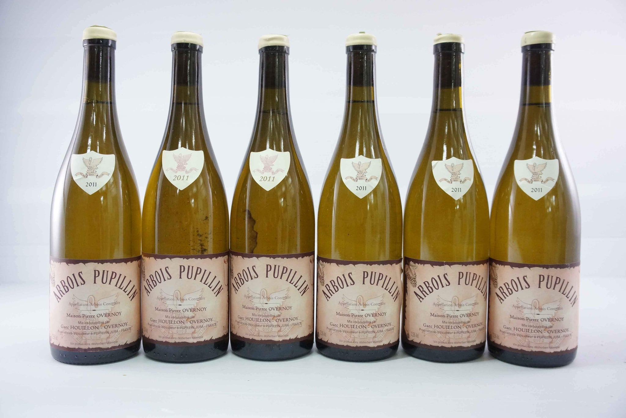 Pierre Overnoy Arbois Pupillin Chardonnay 2011