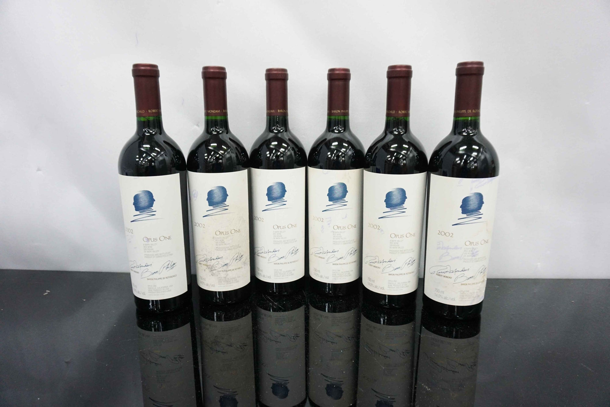 Opus One OWC 2002 *