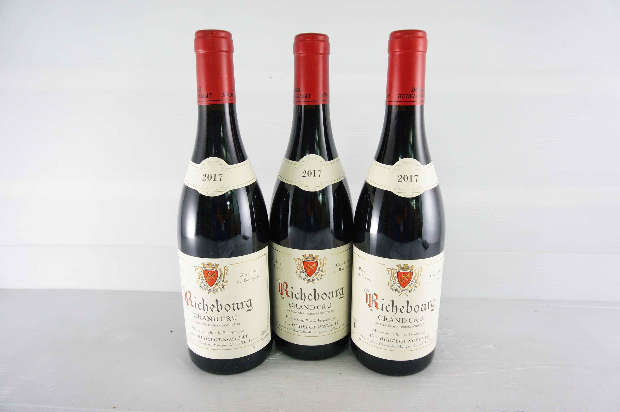 Hudelot Noellat Richebourg Grand Cru 2017