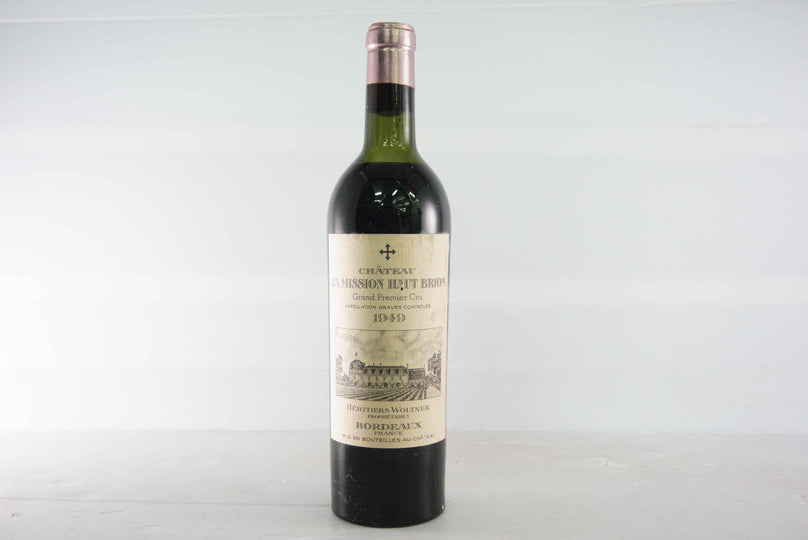 Chateau La Mission Haut Brion 1949
