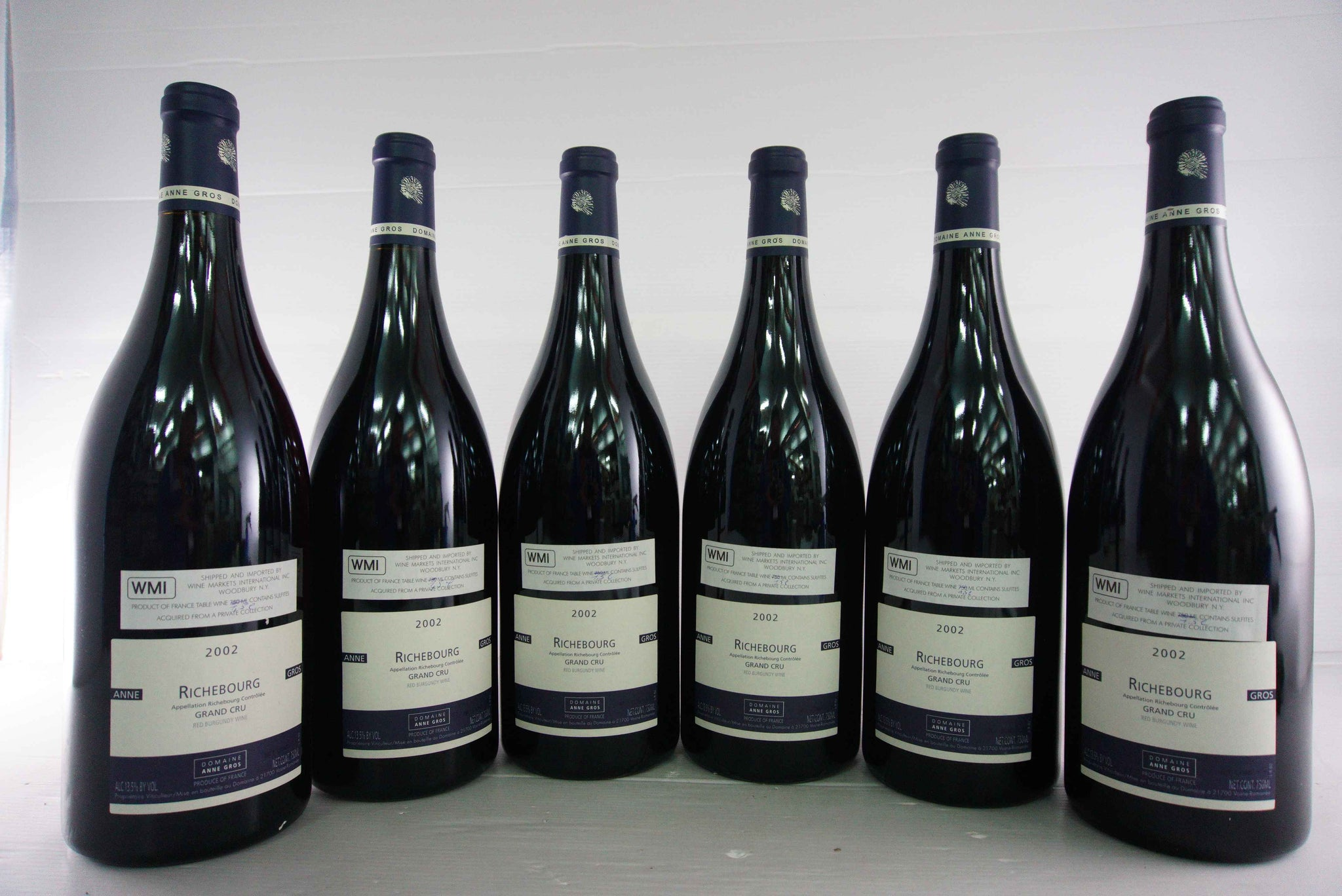 Anne Gros Richebourg Grand Cru Magnum 2002