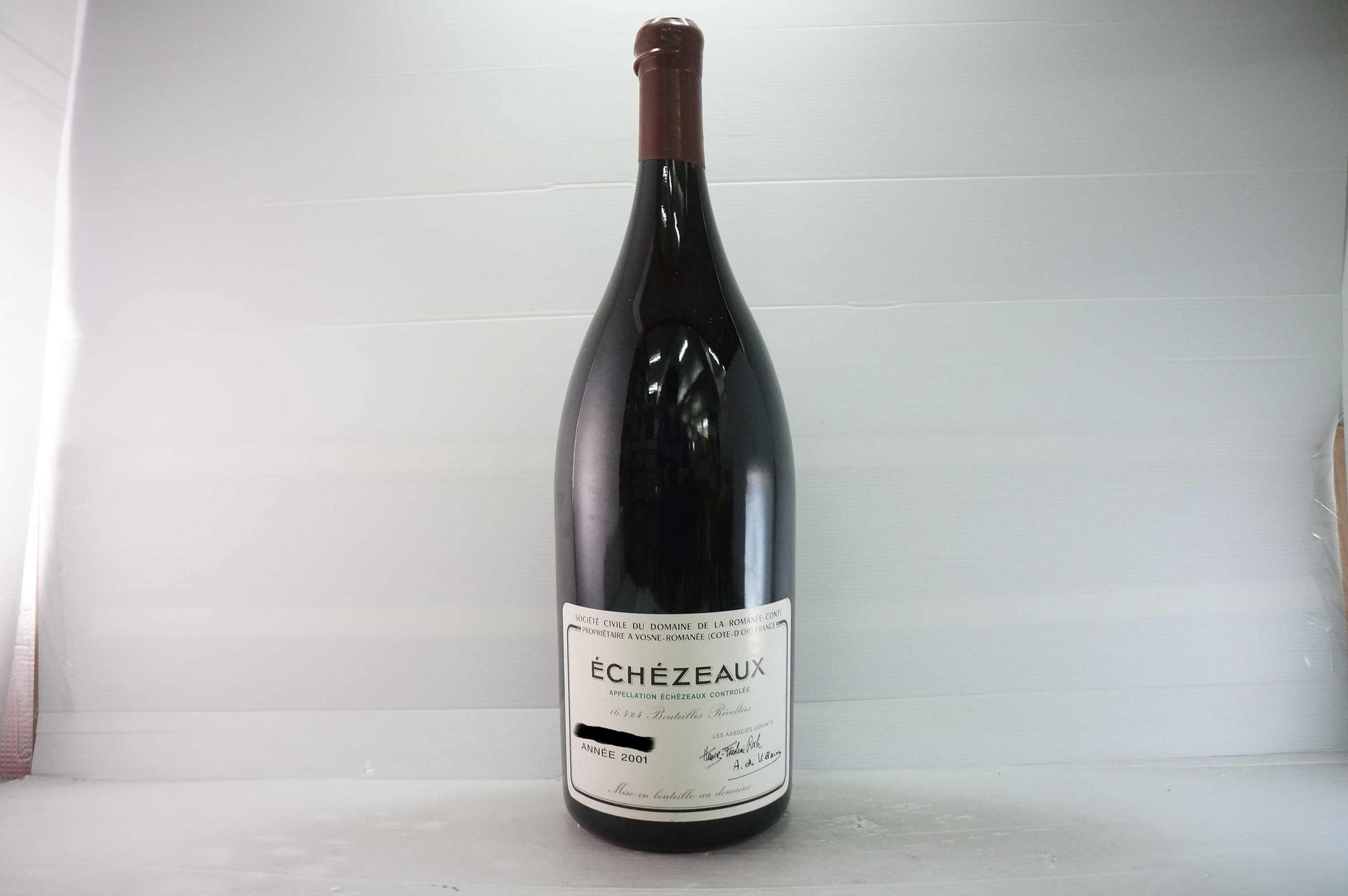 DRC Echezeaux Grand Cru Methuselah 2001