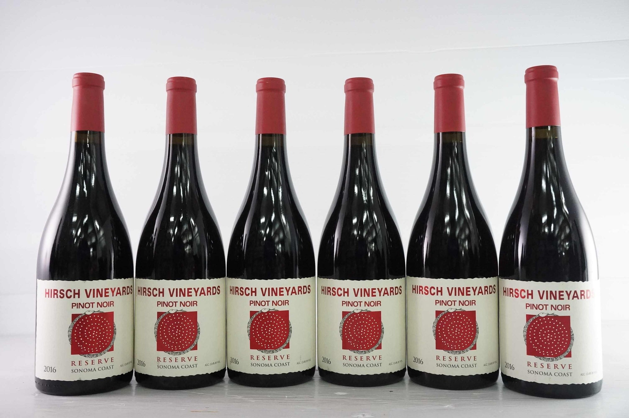 Hirsch Vineyards Sonoma Coast Pinot Noir Reserve 2016