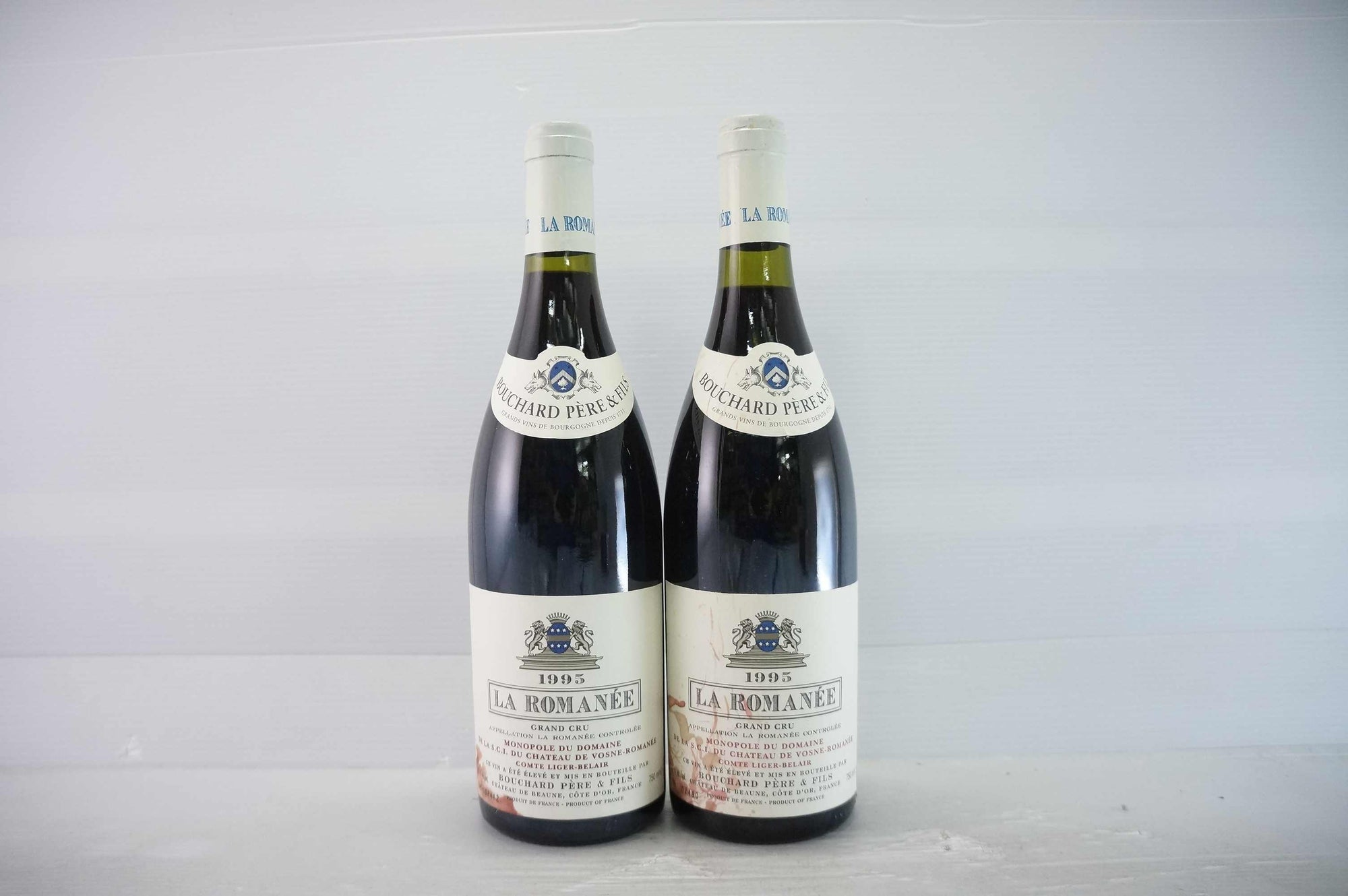 Bouchard La Romanee Grand Cru 1995 *