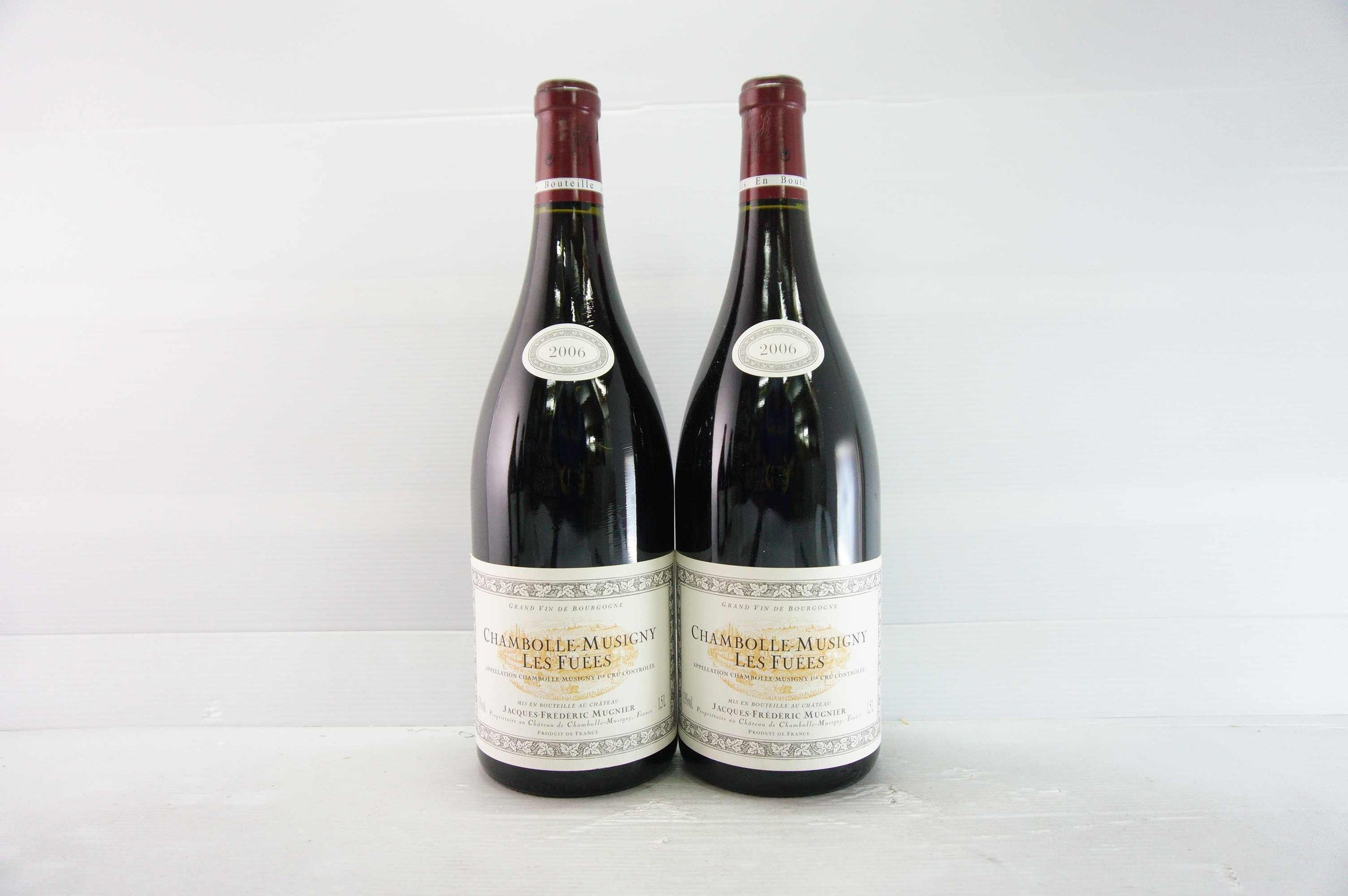 J.F. Mugnier Chambolle Musigny Les Fuees 1er Cru Magnum 2006