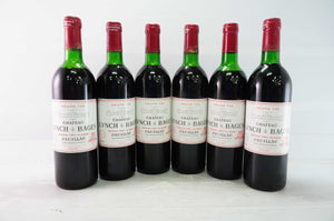 Chateau Lynch Bages 1985 *