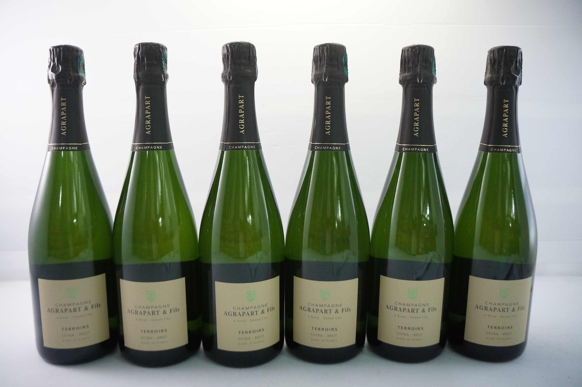 Agrapart Terroirs Blanc de Blancs Extra Brut NV