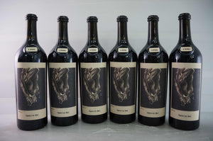 Sine Qua Non Against the Wall Syrah 1996 *