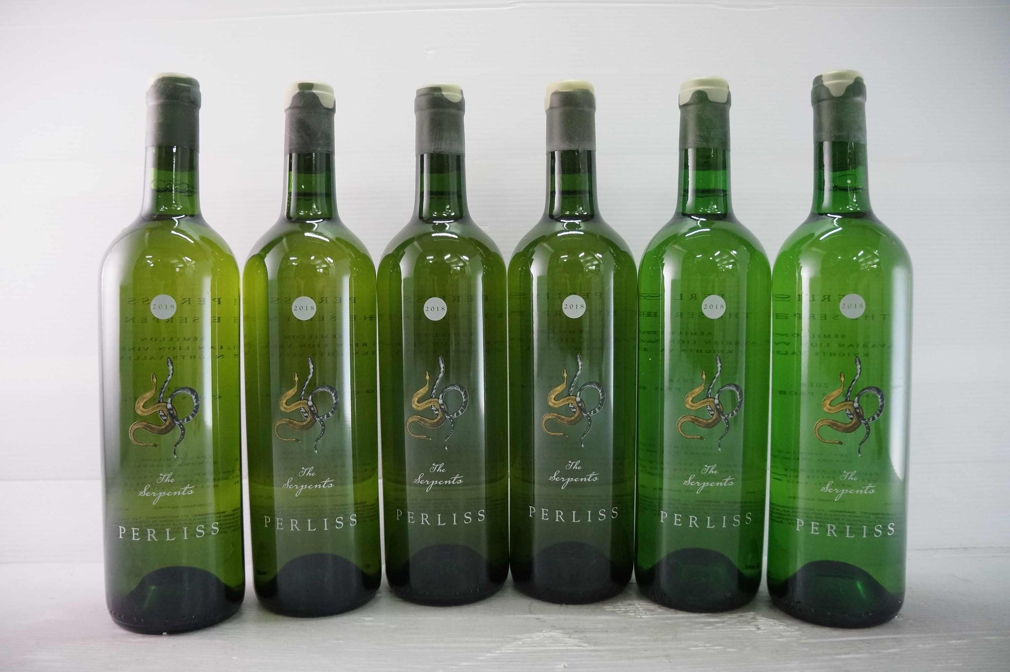 Perliss The Serpents Semillon 2018