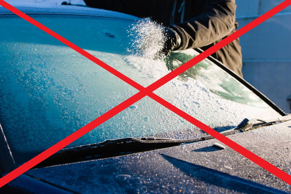 4 Tips for your windshield during winter