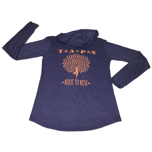 T-shirt Weight Root to Rise Hoodie