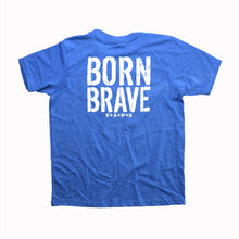 Load image into Gallery viewer, Born Brave Youth Tee