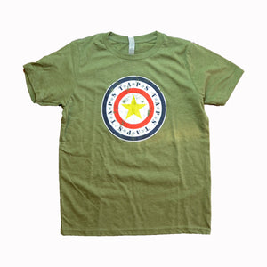 Born Brave Youth Tee
