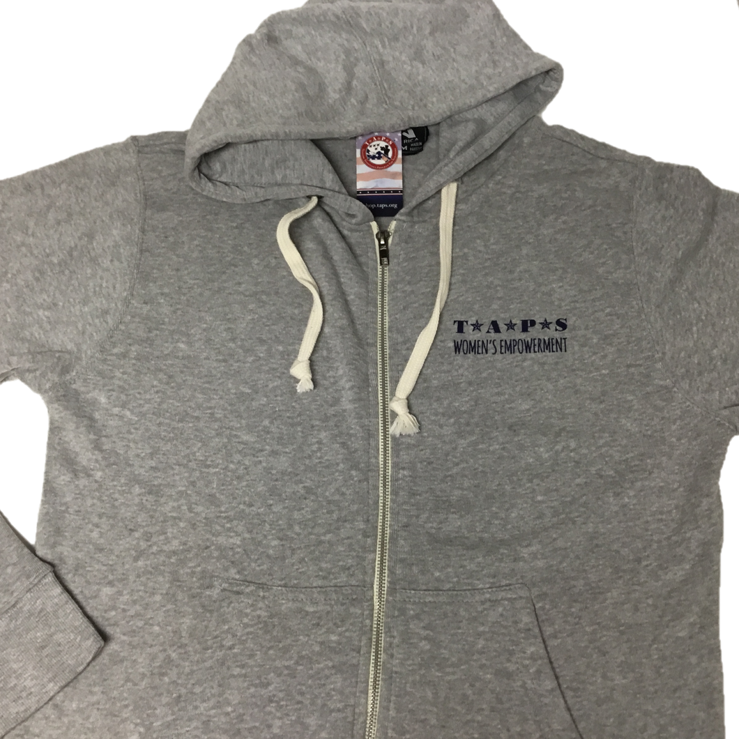 Women's Empowerment Hoodie - Continuity/Change/Connection