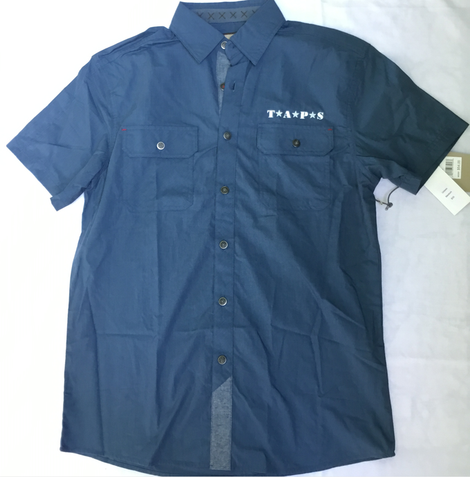Dakota Grizzly Short Sleeve Shirt