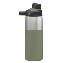 Load image into Gallery viewer, Camelbak Chute Mag Vacuum Stainless Olive Water Bottle