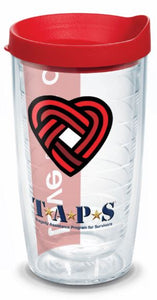 Love Lives On Tervis Tumbler 16oz BPA Free