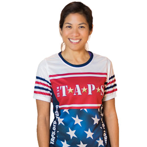 Team TAPS Women's Race Shirt