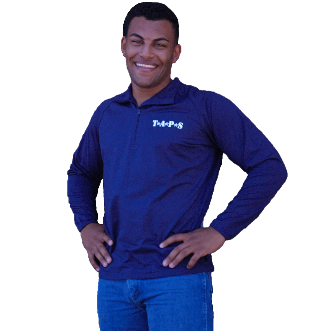 Men's Stretch 1/2 Zip Pullover