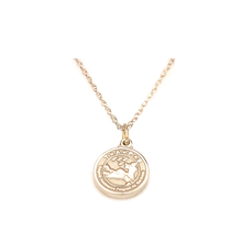 Load image into Gallery viewer, TAPS Sterling Silver Necklace and Logo Charm