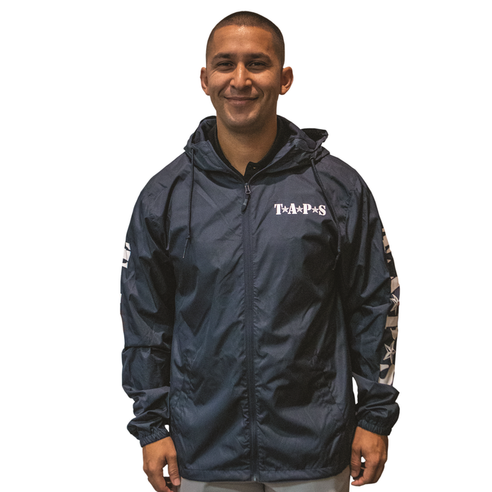 TAPS Lightweight Windbreaker
