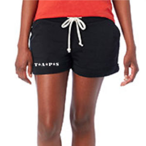 Women's French Terry Lounge Shorts