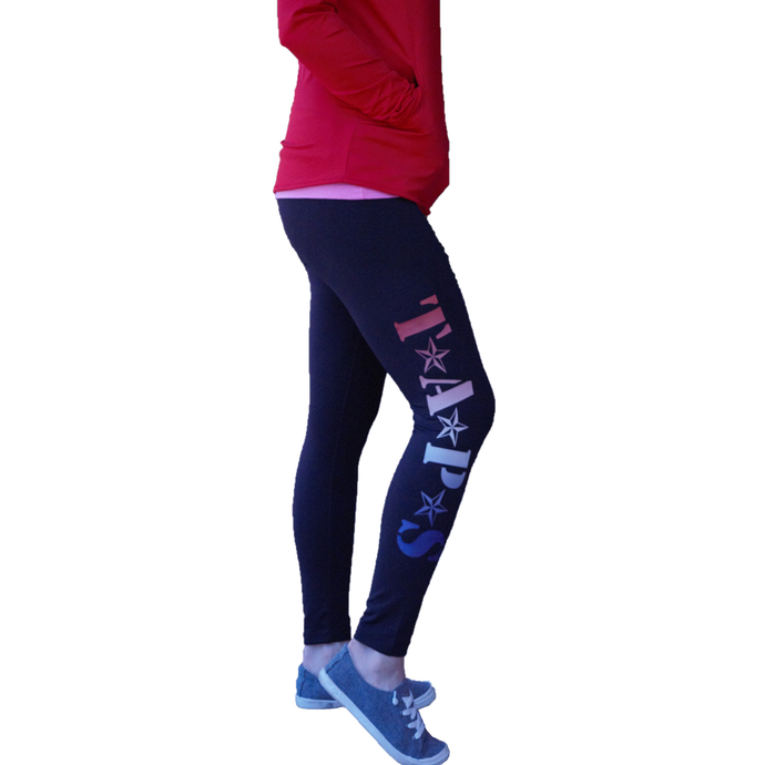 Women's RWB TAPS Logo Leggings