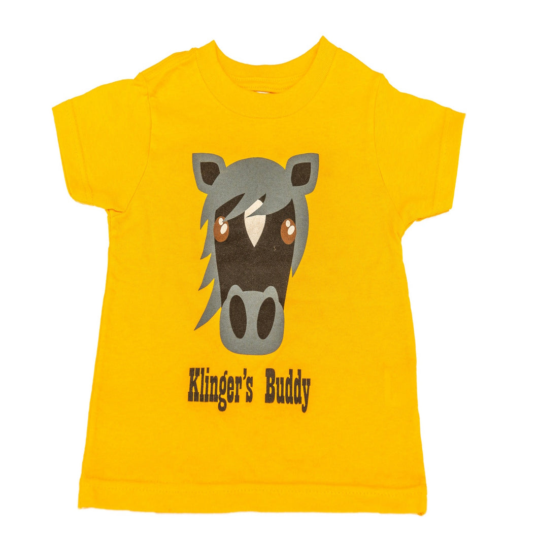 Klinger Toddler Tee Yellow