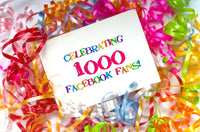 1000 Facebook Page Likes Giveaway!!