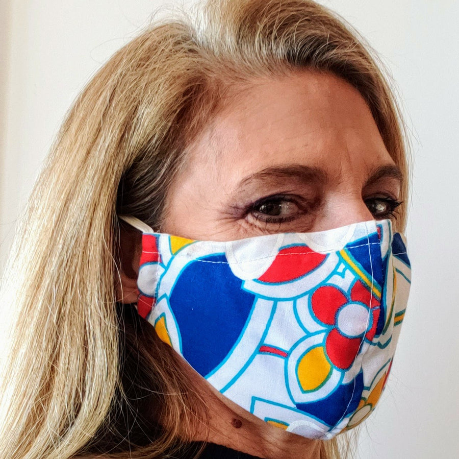 Masks for Friends of Stoney Lake